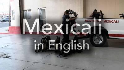 Mexicali - English
