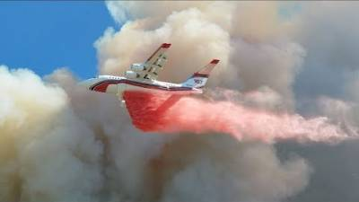 Crown fire, safety zone and heavy tanker drops, up close on this Episode of Unscripted.
